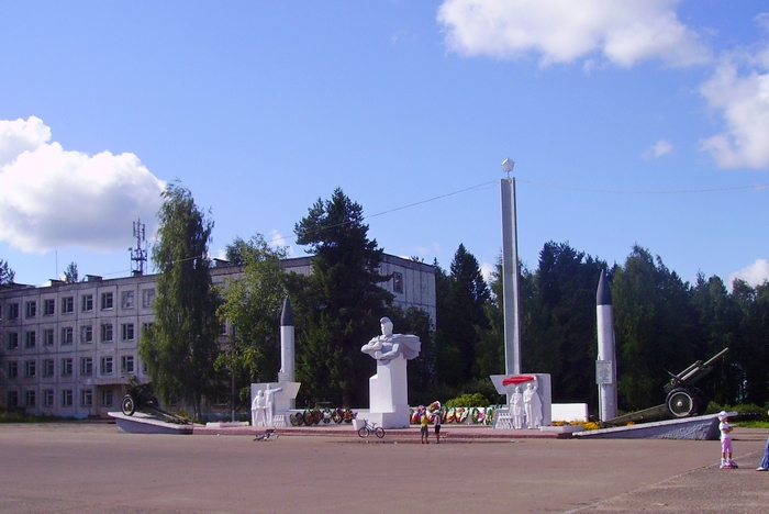 юрьянский район