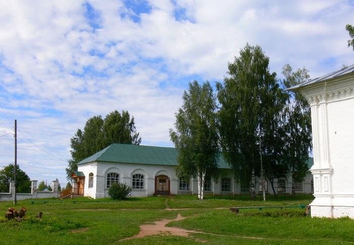 Село Великорецкое. Юрьянский район