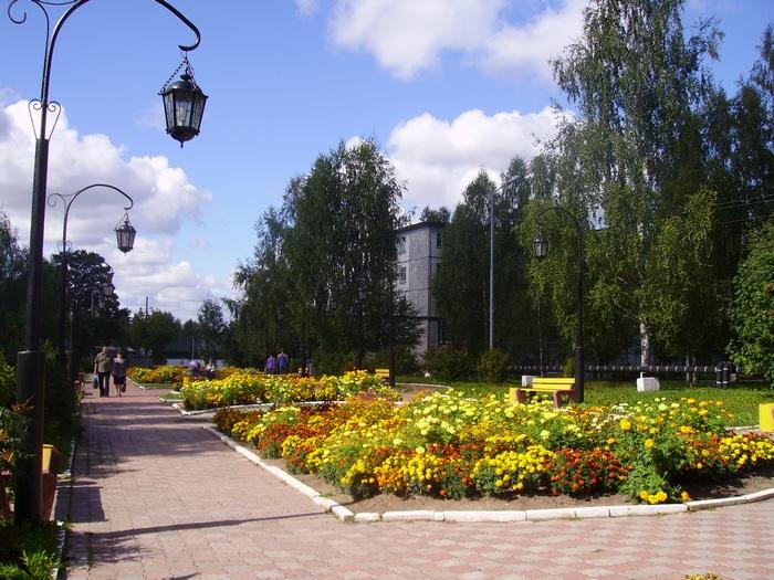 п. Первомайский ЗАТО