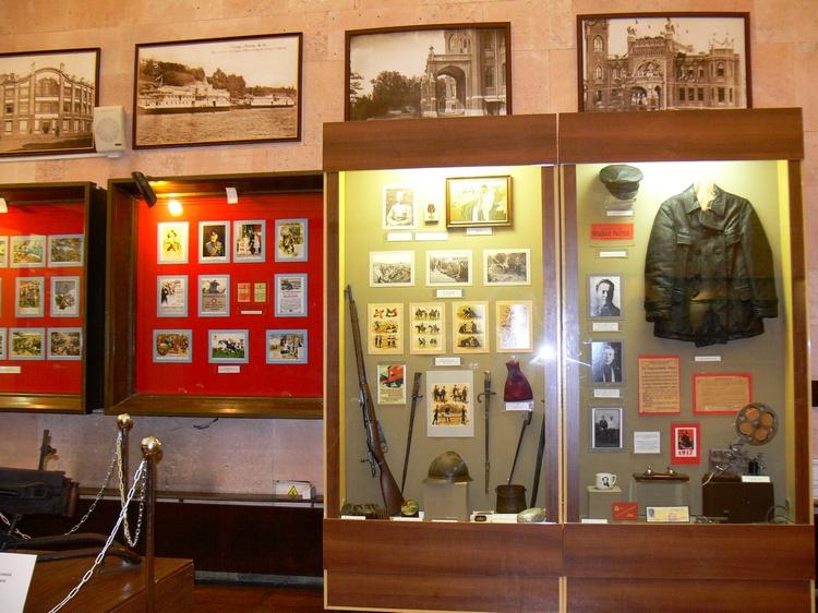 Картинки музеев в кирове